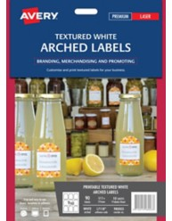 Arched Labels