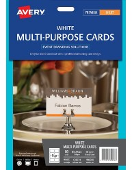 Multipurpose Cards, 85 x 54mm