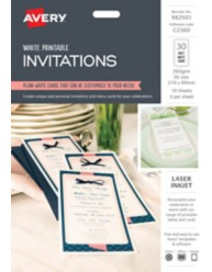 Printable DL Invitations Cards 982501,  C2360