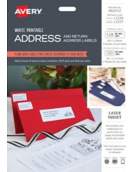 Printable Address Label Kit  982512