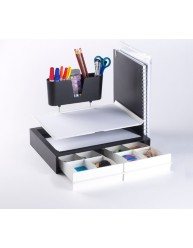 All-in-One Professional Desktop Organiser
