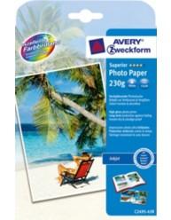 Carta fotografica Superior per stampanti Inkjet,ultra lucida, 13x18, 230g