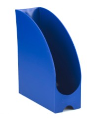 Jumbo Book Rack Blue