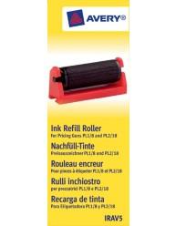 Rullo inchiostro per prezzatrici - colore nero