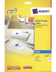 Online Postage Labels suitable for SmartStamp