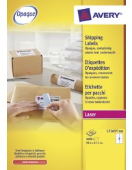 BlockOut Shipping Labels