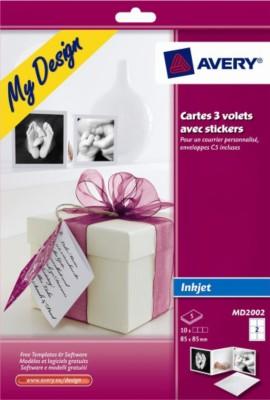 Packaging Cartes-Cadeaux