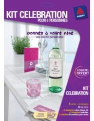 Packaging Kit Célébration