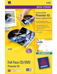 CD/DVD Sleeves Clear Window  Original differs to this image