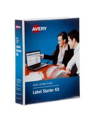 Colour Side Tab Colour Coding Labels Starter Kit