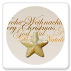 Gold Star de Noël