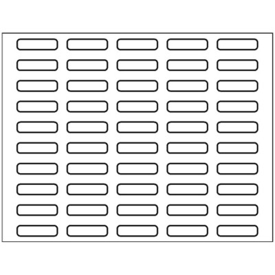 Free Avery® Template for Index Maker Clear Label Dividers, Microsoft ...