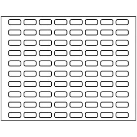 avery template 11447 free avery template for index maker clear label dividers