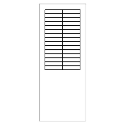 Self-Adhesive Index Tab, 16228