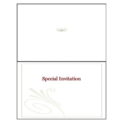 Graduation Half-Fold Greeting Card - Wide