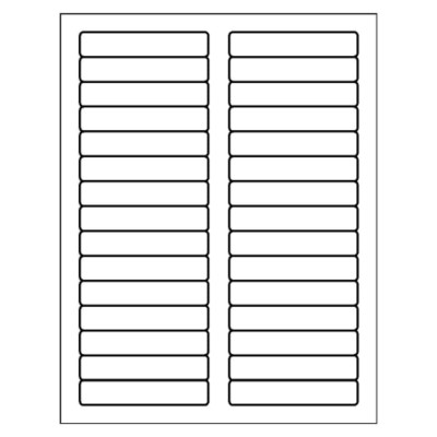 labels 30 per page template