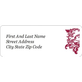 avery 6241 template - templates elegant flourish address labels 30 per sheet