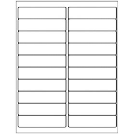 templates address label 20 per sheet avery. Black Bedroom Furniture Sets. Home Design Ideas