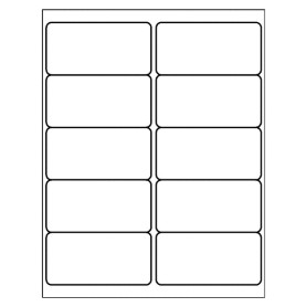 Free Avery   Template for Microsoft Word ID Label 5978 K7FVJfHu
