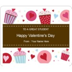 home templates software templates labels shipping labels valentine