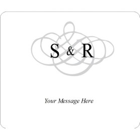 templates wedding monogram wine bottle labels 6 per sheet avery