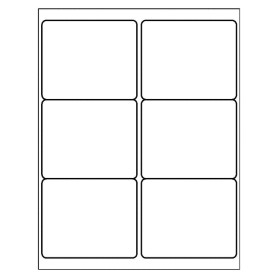 Free averyr template for microsoft word for 6 to a page labels