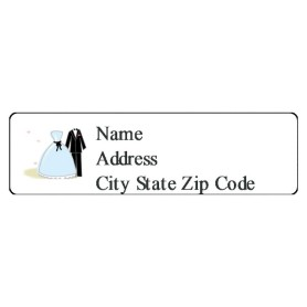 Free avery template for microsoft word return address for Wedding mailing labels templates