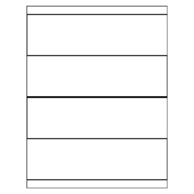 Avery 5309 Tent Card Template