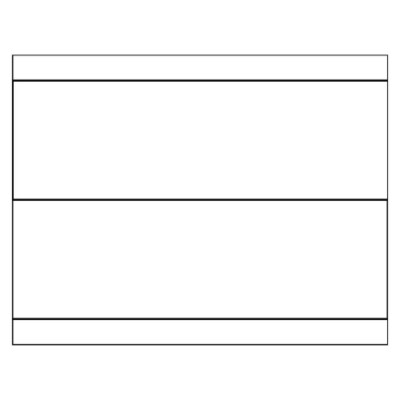Free Avery® Template for Microsoft® Word, Large Tent Cards 5309