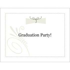 Templates graduation note card 2 per sheet wide avery for Avery note cards templates