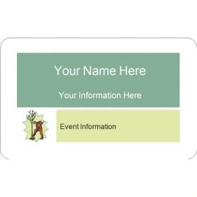Avery id badge template avery templates 5395 ecordura com name templates landscaping laminated id cards name badges 3 per saigontimesfo