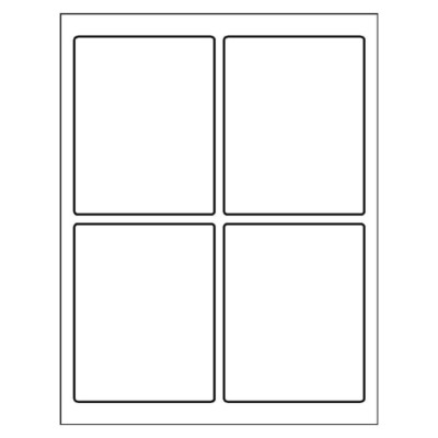 2x4 label template word