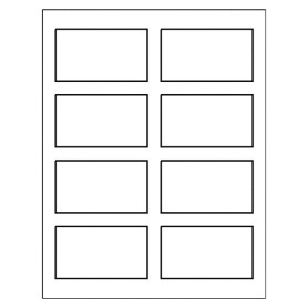 avery labels 4 per page portrait template With avery template 8869