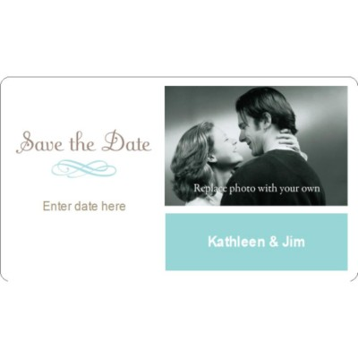 Make Your Own Save-the-Date Cards or Magnets