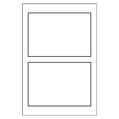 Free Avery 174 Template For Microsoft Word Name Badge Label