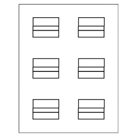 free avery template for microsoft word hanging file tabs 5568. Black Bedroom Furniture Sets. Home Design Ideas