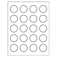 avery dennison labels templates - free avery template for microsoft word round label 8293