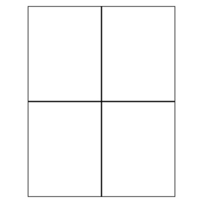 Free Avery® Template for Microsoft® Word, Greeting Card 3259, 8317