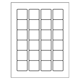 Free averyr template for microsoft word square label 5214 for Avery square labels template
