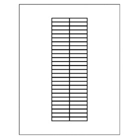 Free avery template for microsoft word insertable dividers for Avery 8 tab clear label dividers template