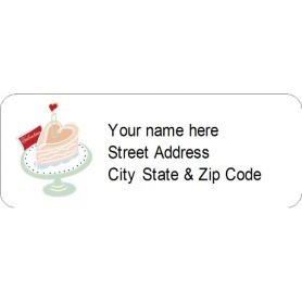 free avery template for microsoft word return address label