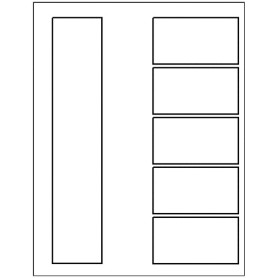 templates ready index dividers toc classic 5 tab color doc file for microsoft word all. Black Bedroom Furniture Sets. Home Design Ideas