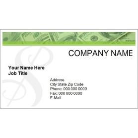 Templates money design business card 10 per sheet for for Avery templates business cards 10 per sheet