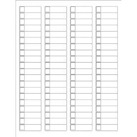 templates pre printed pink ribbon return address labels 80 per sheet avery. Black Bedroom Furniture Sets. Home Design Ideas