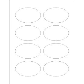 Templates print to the edge oval labels 8 per sheet for 8 per page label template