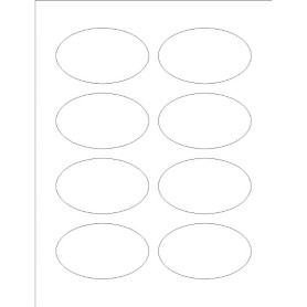 Templates oval labels 8 per sheet adobe indesign avery for Avery dennison label templates