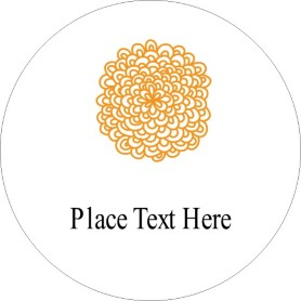 Templates bookplate round labels 63 per sheet avery for Bookplate templates for word