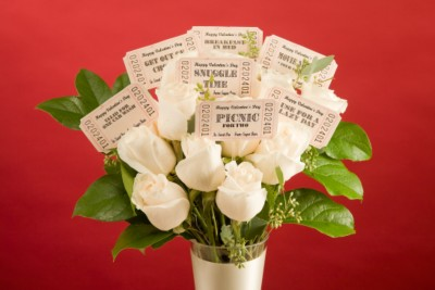 Create Personalized Love Tickets