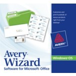 How to Open a Saved Template in Avery Wizard Software for Microsoft Office