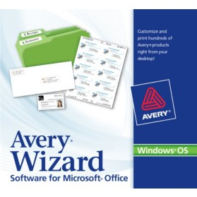 Avery wizard for microsoft word avery wizard download for Avery templates and software